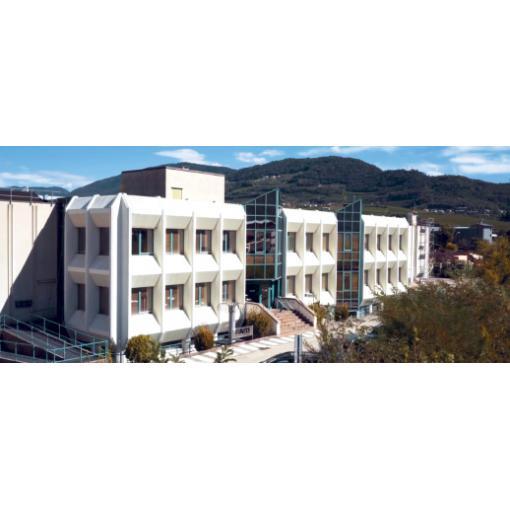 Stabilimento di Lavis Saint-Gobain PAM Italia.