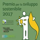 Premio sviluppo sostenibile 2017 - Gy.Eco