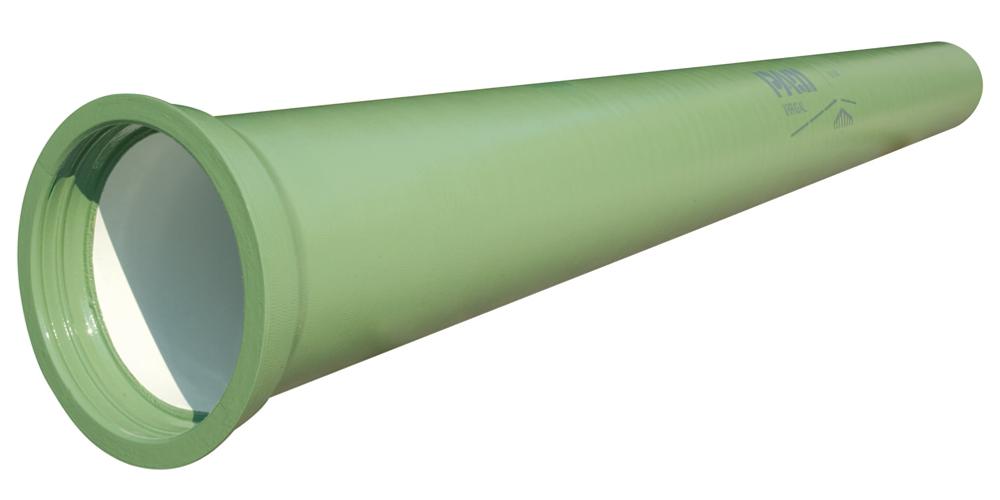Tubazioni in ghisa sferoidale per reti irrigue